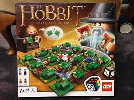 The Hobbit, an unexpected journey. Lego board game