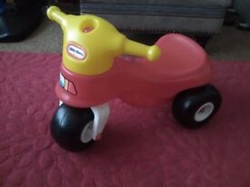 Little tikes first bike/trike.