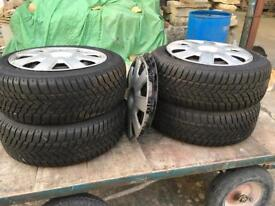 Winter Tyres as New