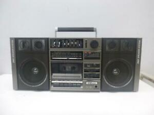 Sears Portable Boombox - We Buy And Sell Stereo Equipment - 117851 - MH316404