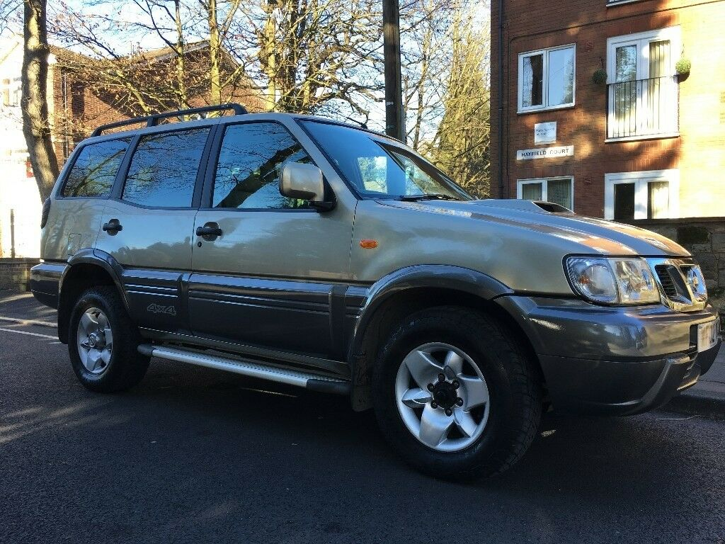 32d6ab1a14fcd0 Nissan Terrano SVE 3.0 Di TD 7 Seater Tow Bar Manual 84K LOW MILES  Owners  4X4