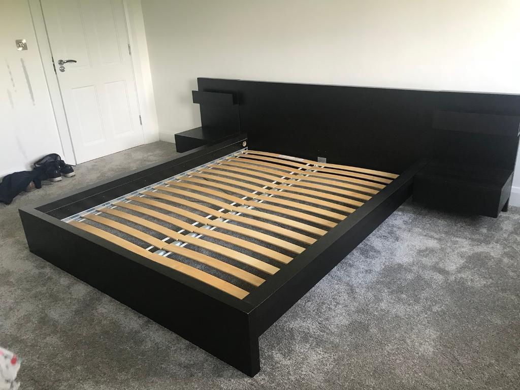 ikea malm bed frame king in banbridge county down 12160 | 86 jpg