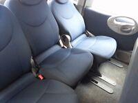 Fiat multipla 2005 diesel (new Shap ) 6 seat