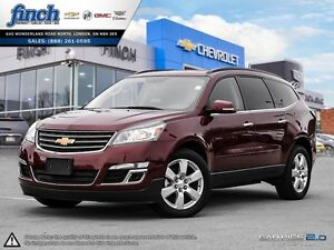 2016 Chevrolet Traverse 1LT AWD|SUNROOF|1LT|BACK UP CAM