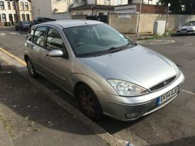 Ford Focus Ghia 1.8 Silver 2004 - 51K/6 Months MOT/Service History/HPI Clear