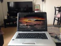 TOSHIBA SATELLITE L450D 2.16 GHz 64-BIT LAPTOP.
