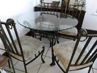 Free table and chairs for collection