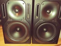 Behringer Truth B2031A Reference Studio Monitor Speaker Recording
