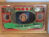Manchester United Centenary Mirror