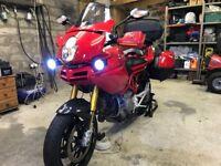 2007 Ducati Multistrada 1100S
