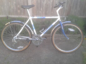 """Peugeot Laser15 town & county bike 26"""" wheels"""