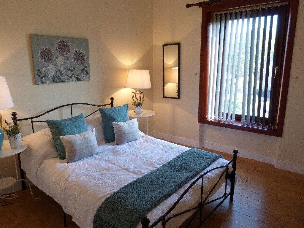 Very attractive Two Bedroom Flat to rent in Grange Gardens area of Peterhead