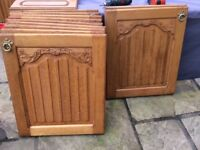Kitchen doors and drawer fronts