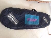 double travel board bag