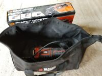 B&D MT280BA-GB Multi tool + Carry bag & Misc. Blades
