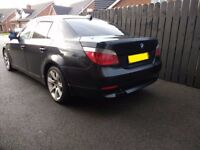 BMW 525 July 2005 ***Full year MOT***