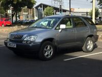 2003 LEXUS RX300 SUV * LOW MILES * S/HISTORY inc CAMBELT * NAV * LEATHER * PART EX * DELIVERY *
