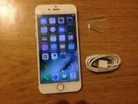 IPHONE 6 GOLD 16GB O2 £120 NO OFFERS *** ADVERT 126 ***