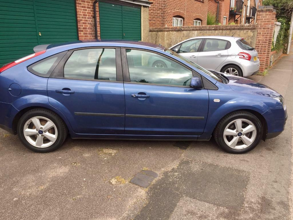 Ford Focus 1.6 Ti-vct [115] zetec 06plate
