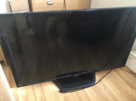 "LG 42"" Flat screen HD TV"