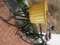 Retro pro bike 1930 town bike