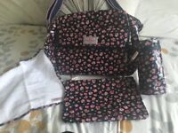 Cath Kidston Nappy/Changing Bag