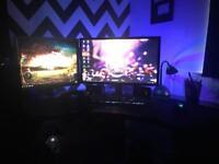Gaming PC. Amazing Christmass Gift!