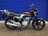 2015 LEXMOTO ARROW 125 ONLY 65 MILES FROM NEW , HPI CLEAR STUNNING CONDITION