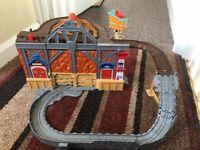 HUGE take and play Thomas the tank engine bundle