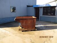 tipping skip £200