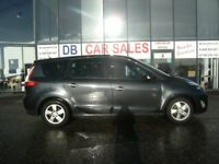 7 SEATER !!! 2011 61 RENAULT SCENIC 1.6 DYNAMIQUE TOMTOM VVT 5D 110 BHP **** GUARANTEED FINANCE ****