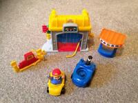 Fisher Price Little People Car Wash