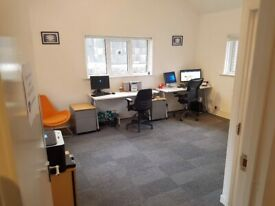 Two room office for rent