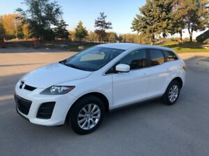 2010 MAZDA CX7! NO ACCIDENTS! ONE OWNER! LOW KM!