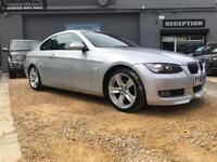 BMW 3 SERIES 2.5 325I SE 2d AUTO 215 BHP (silver) 2006