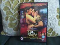 MISS SAIGON DVD