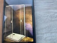 Ex Display unused shower enclosure