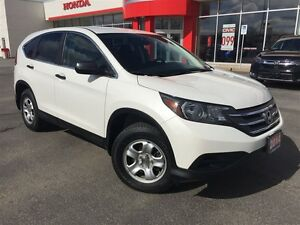 2014 Honda CR-V LX| Bluetooth| Heated Seats| One Owner|