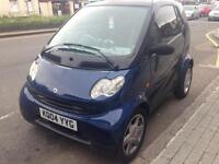 2004 Smart Fourtwo 799 CC + Full service history Mint Condition
