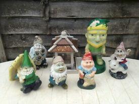 Garden gnomes ornaments