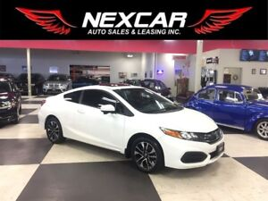 2014 Honda Civic EX C0UPE AUT0 SUNROOF BACKUP CAMERA 98K