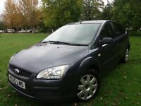 FORD FOCUS 2005 FSH 2 KEYS LONG MOT 2 OWNERS