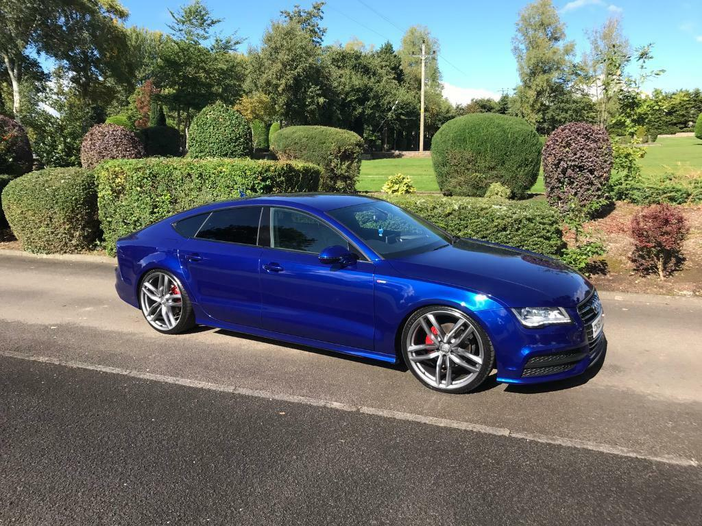 audi a7 - stunning car | in limavady, county londonderry | gumtree