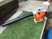 Stihl SH56 garden leaf blower / vacuum excellent condition