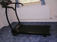 Confidence Gtr Pro Power Motorised Treadmill. Under a year old In excellent condition. Hardly used.