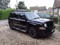 Jeep Patriot Limited 2l CRD 4x4 SUV | 2009 | 60k | FSH | MOT | Leather