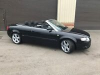 AUDI A4 2007 S LINE CONVERTIBLE