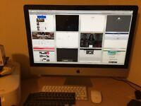 """Apple iMac 27"""" Desktop"""
