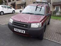 Land Rover Freelander ES