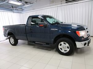 2014 Ford F-150 XLE 4x4 REG CAB 2DR 3PASS
